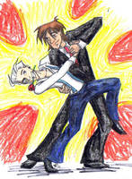 Two to Tango by Valoofle