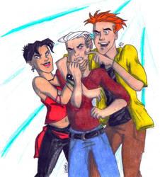 Pietro does not ship Jonda by Valoofle
