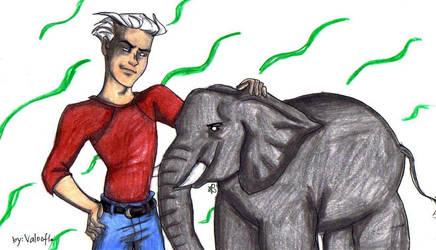 Pietro's Little Elephant