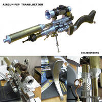 SteamAirGun 'Translucator' by Androsov