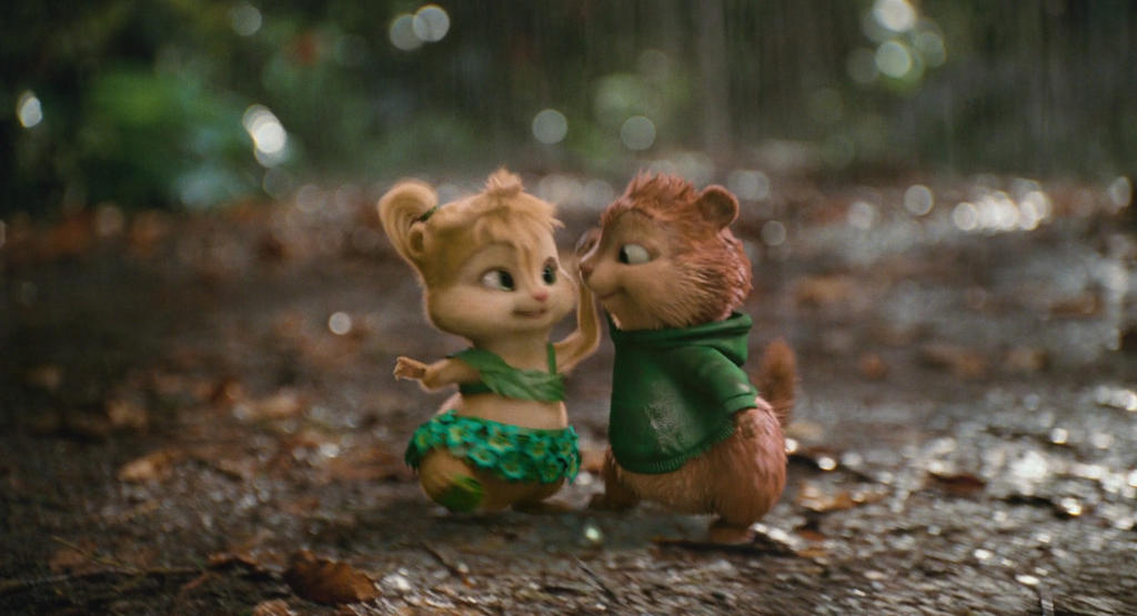 Alvin And The Chipmunks Theodore And Eleanor Wallpaper Theodore and eleanor by