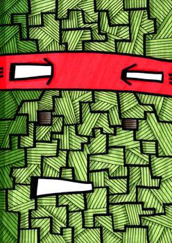 TMNT Nonsense #2: Raphael