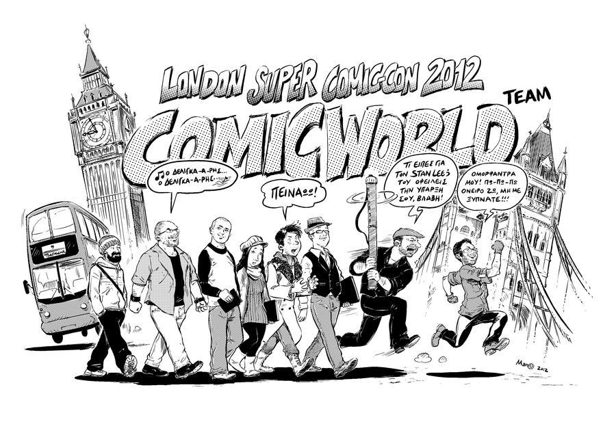 Super London ComicCon