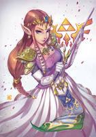Twilight Princess by Smolb