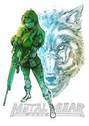 Sniper Wolf by Smolb
