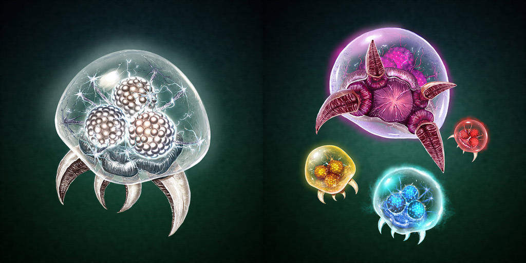 Fission Metroid by Smolb