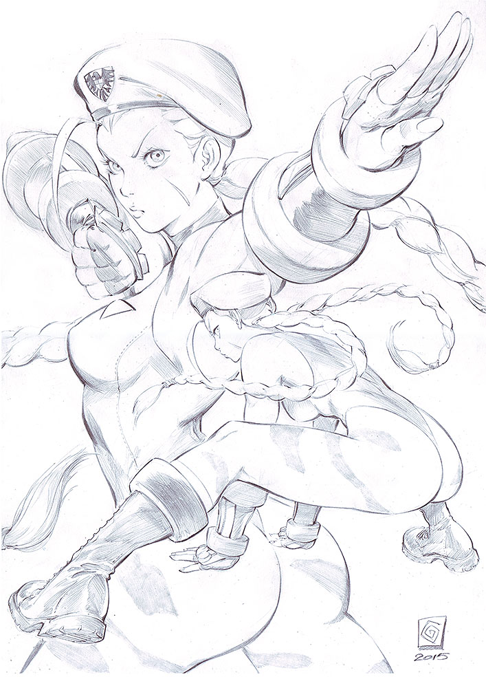 Cammy White by Smolb