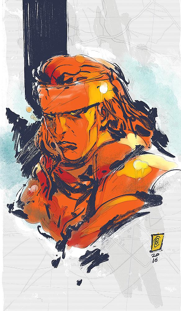Metal Gear by Smolb