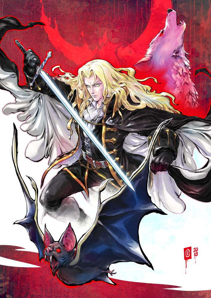 Alucard by Smolb