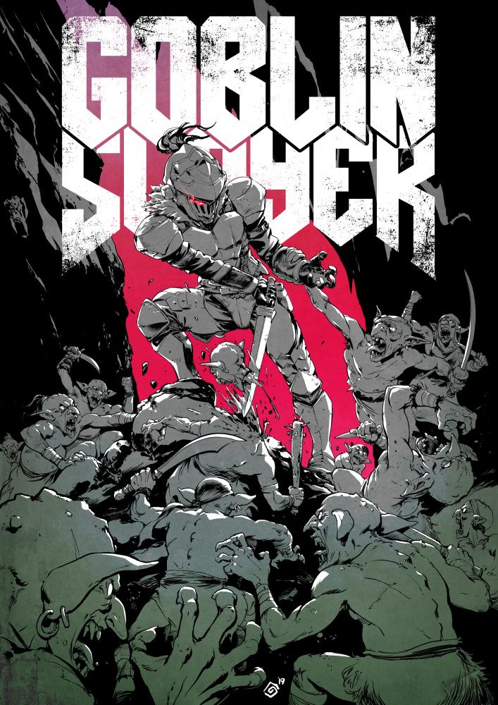 Goblin Slayer by Smolb