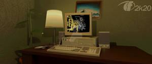 Retro Computer
