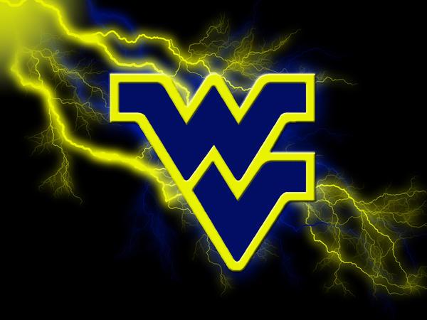 WVU Lightning By Dcdward On DeviantArt