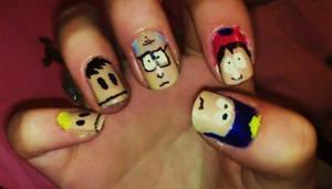 More South Park Nails