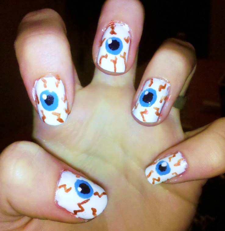 Eyeball Nails by Chelseapoops on DeviantArt