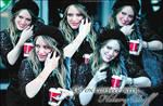 Go on caffee with Hilary Duff