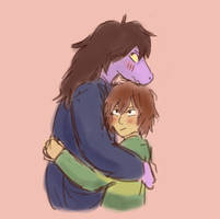 Huggles by this-is-an-error-14