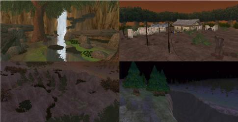 Public map - 2 camps