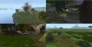 Warriors map - 3 camps - now public!