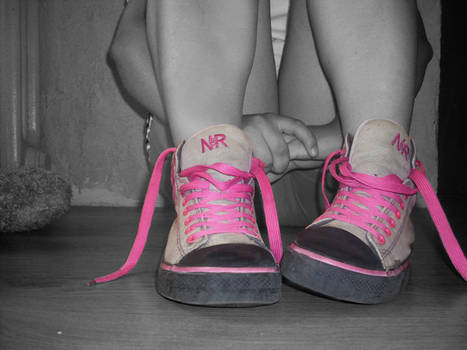 lovely sneakers