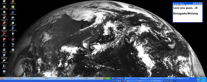 Current Desktop 2