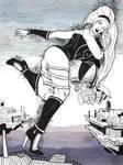 Gravity Rush Kat BLK by Hamilton-Imagery