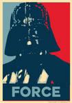 Darth Vader ''Force'' Poster