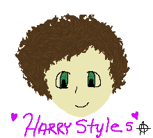 Harry styles drawing by cocobeanc
