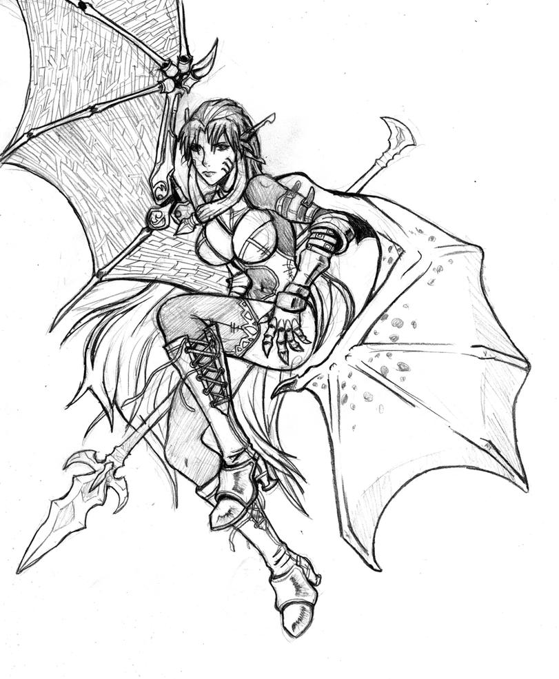 Shiroikai-Ivy by arvalis