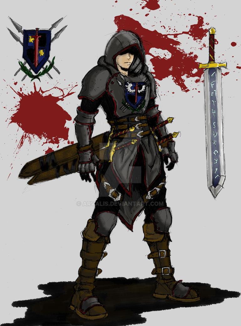 Warrior Elite-Color by arvalis