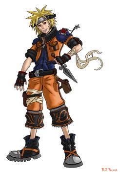 KH-Naruto Kyuubi