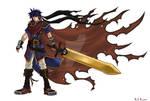 Kingdom Hearts-Ike Colors
