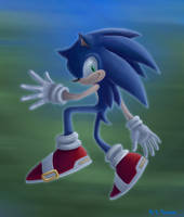 Sonic the Hedgehog-2008