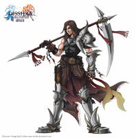 Dissidia:FF-Arvalis Final by arvalis