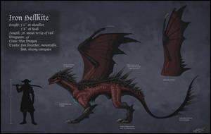 Iron Hellkite-Ref Sheet by arvalis