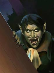 Vampire by arvalis