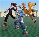 Sonic the Humanhog