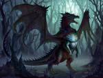 -Umbre Ribmouth Dragon-