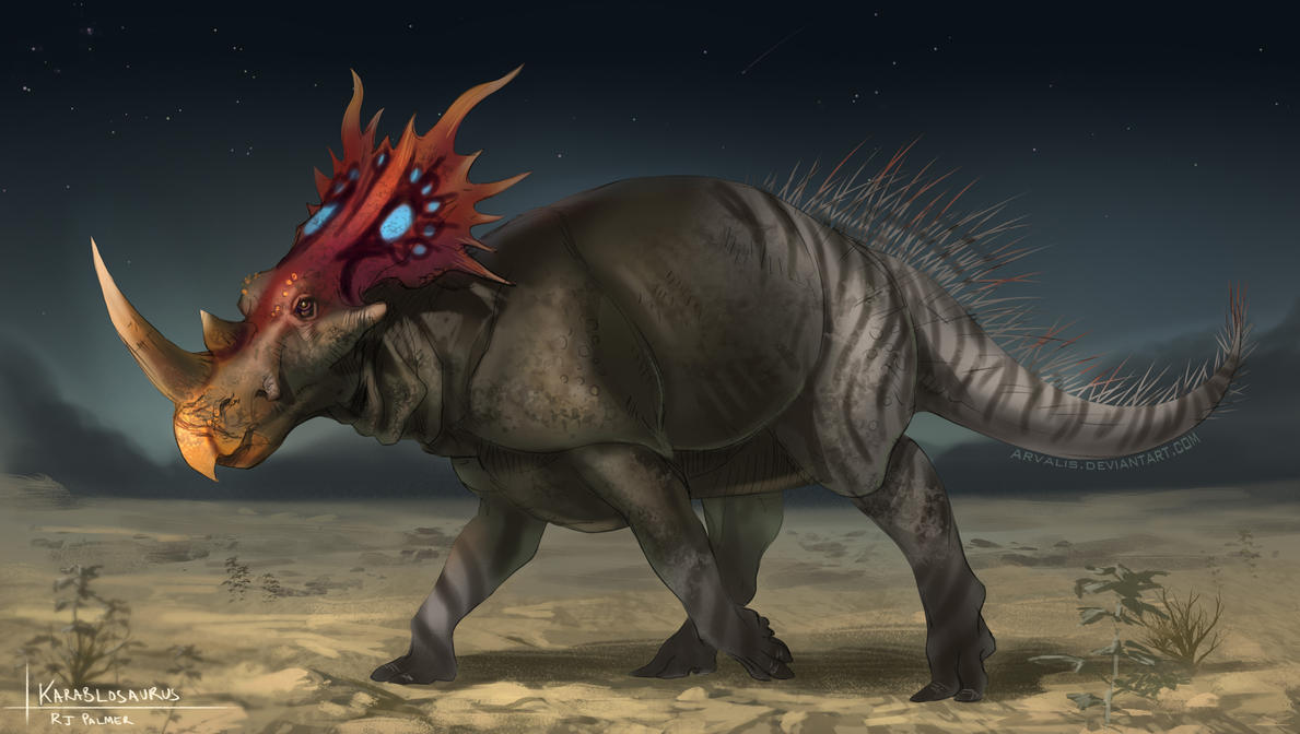 Karablosaurus by arvalis