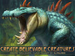 Learn to Draw Creatures!