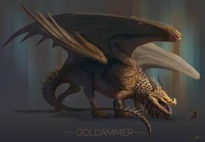 Goldammer by arvalis