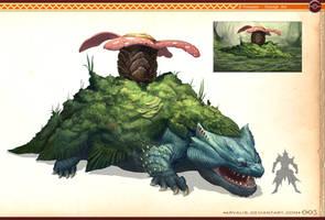 Pokemonster Hunter-Venusaur