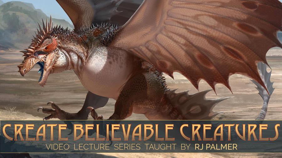 Create Believable Creatures Tutorial by arvalis
