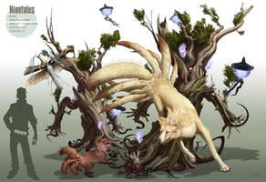 -Ninetales- by arvalis