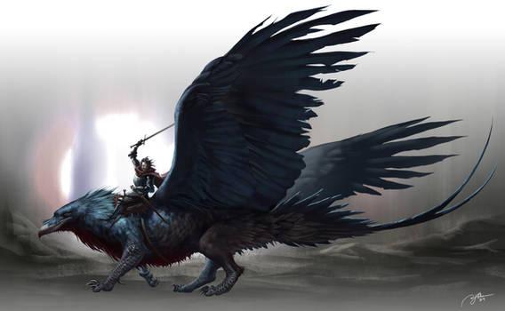 Raven Gryphon