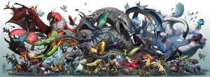 Realistic Pokemon-Season 2