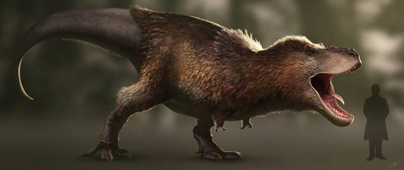 Tyrannosaurus rex-2016