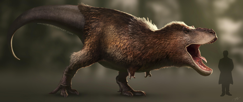 Tyrannosaurus Rex-2016 By Arvalis On DeviantArt