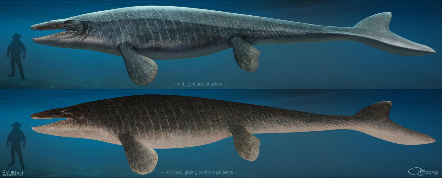 Super Snake 2017 >> Saurian-Mosasaurus by arvalis on DeviantArt