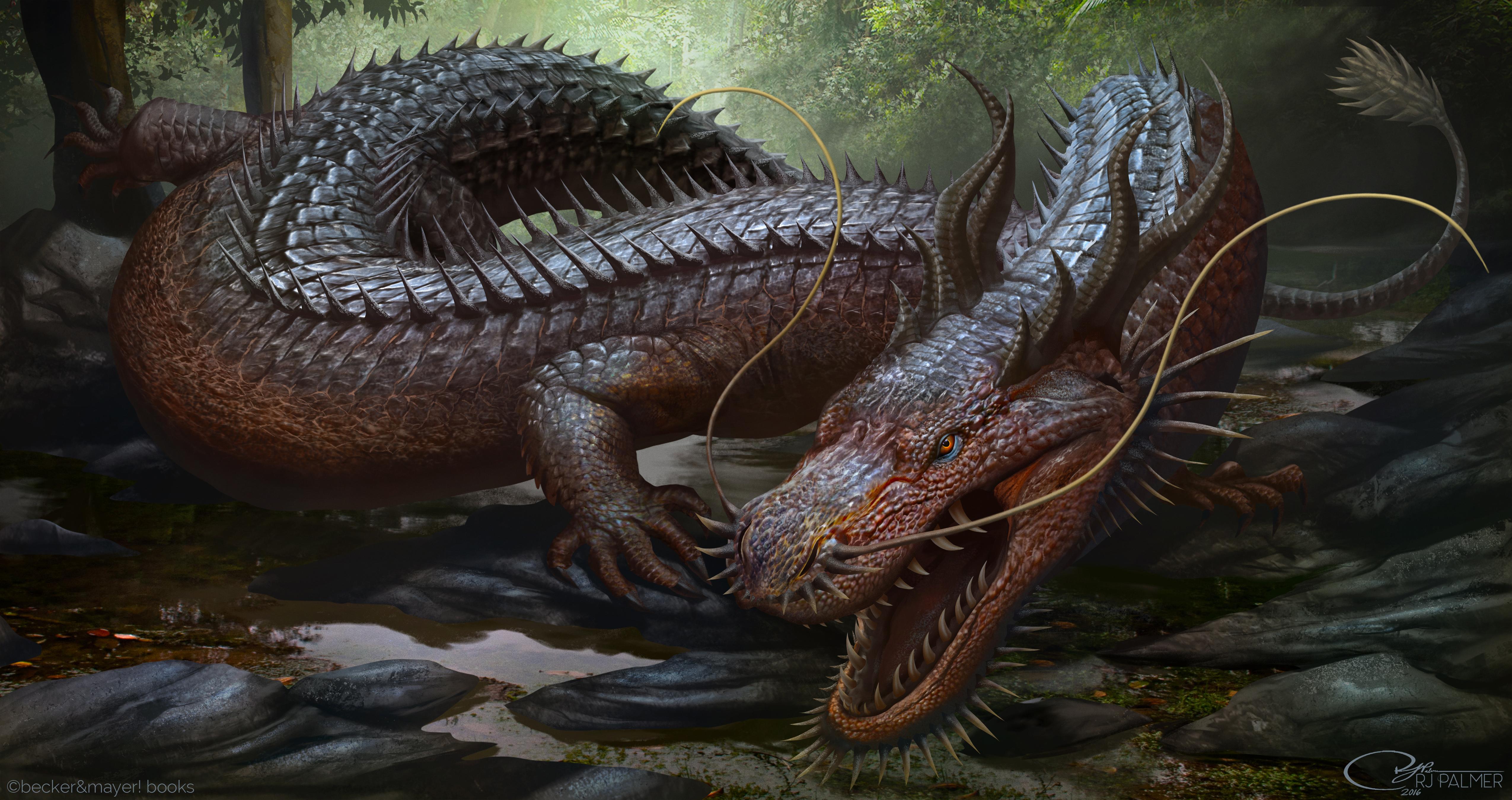 China Dragon: Chinese Dragon By Arvalis On DeviantArt