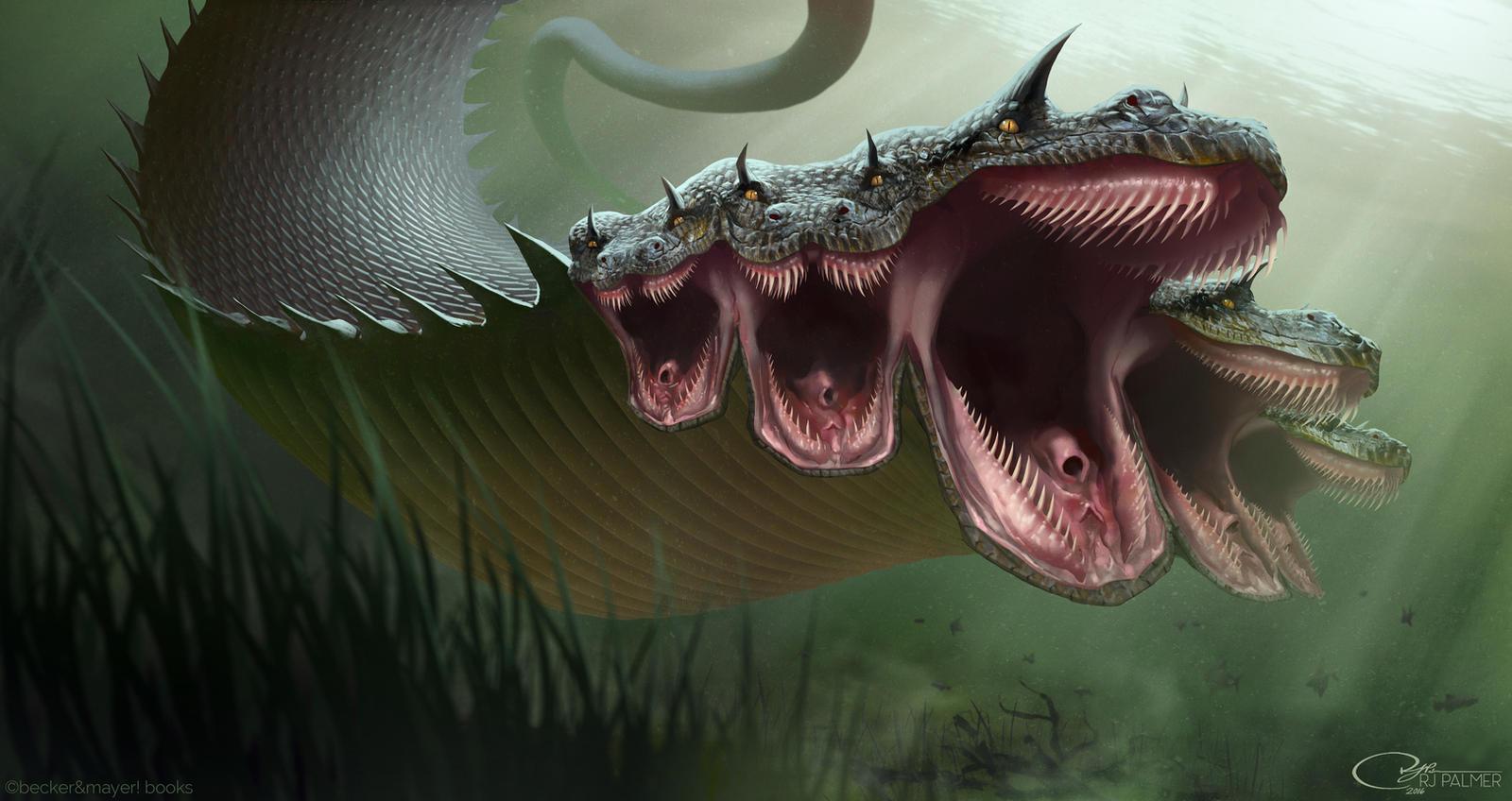 Naga by arvalis